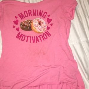 Cute shirt to wear to bed or to wear to school